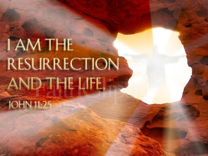explain why the death and resurrection And if the final eschatological enemy was spiritual death, why isn't the resurrection  jesus uses this fact to explain the nature of the resurrection state.
